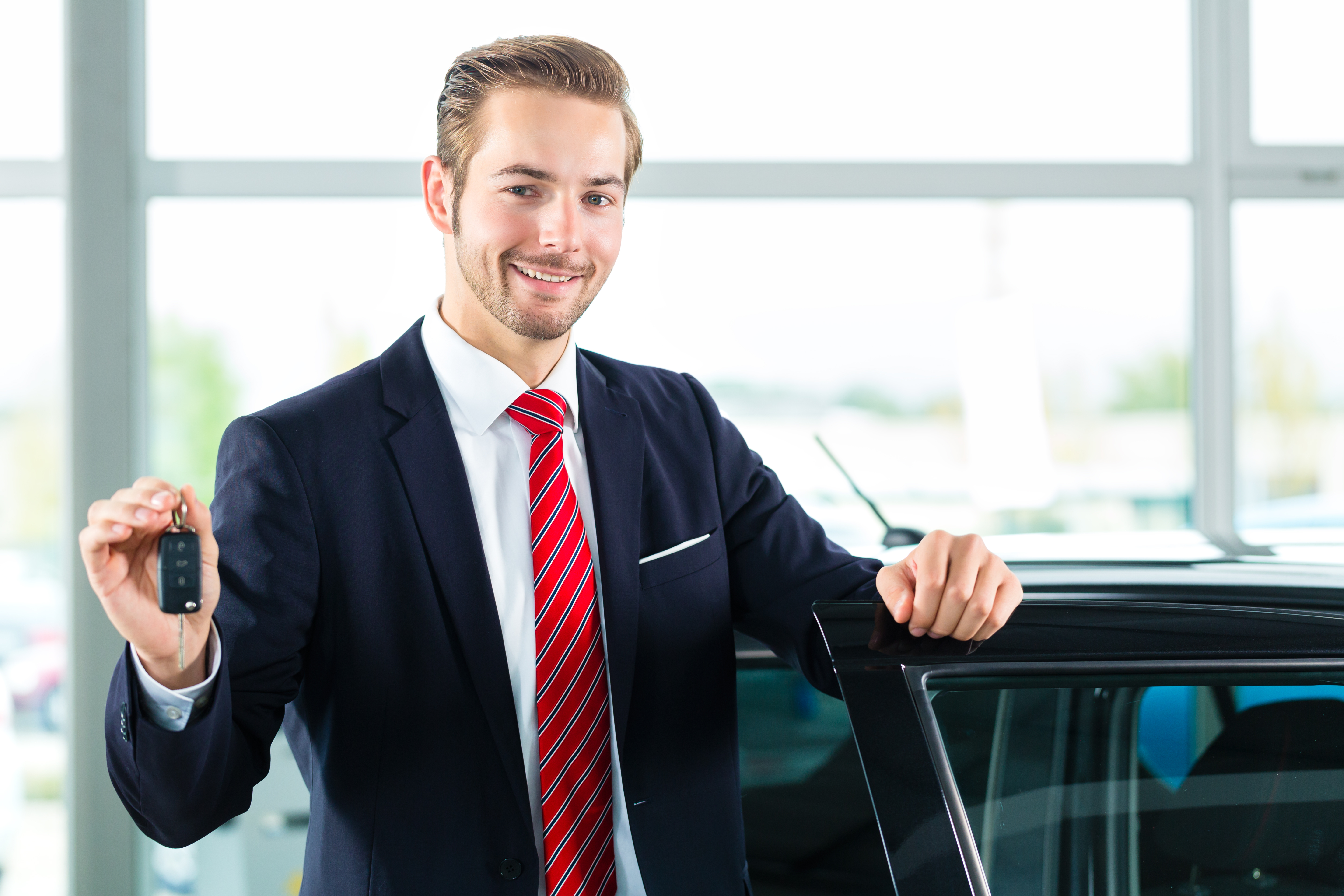 Car Salesman Salary: Why You'll Always Pay More With A Dealer